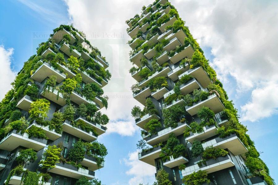 Gaya Hidup Cinta Lingkungan