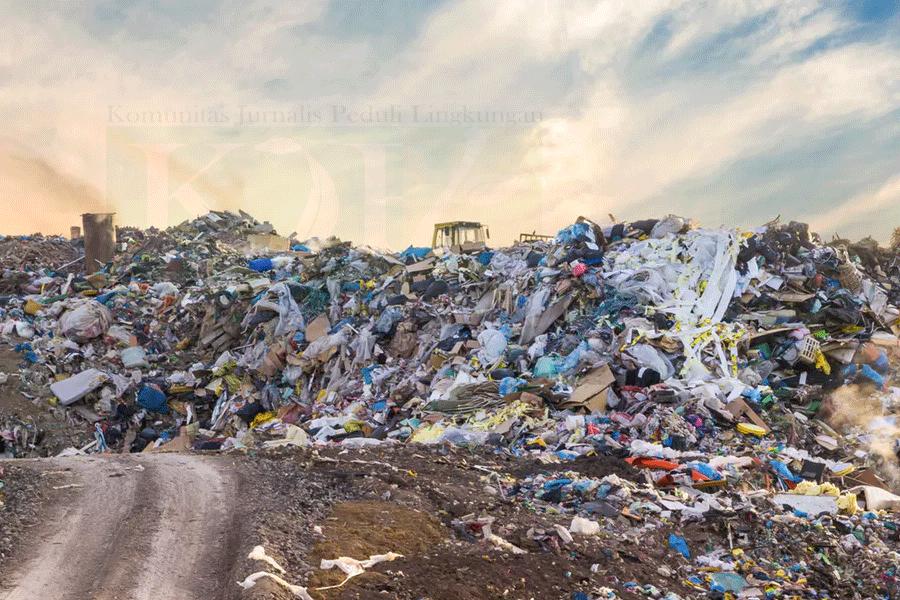 Tas Plastik KBS Dirampok Aktifis Lingkungan