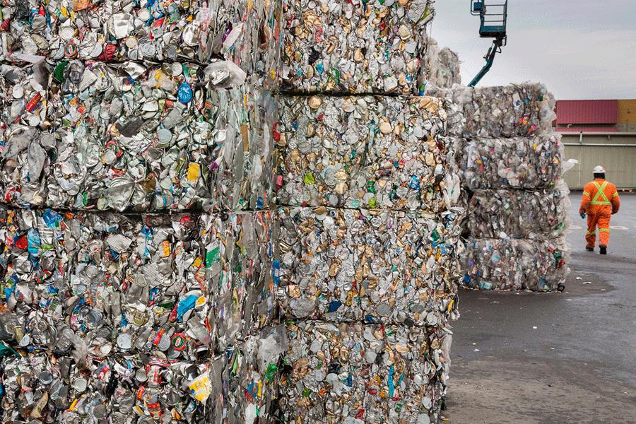 Penggunaan Kantong Plastik Akan Dibatasi