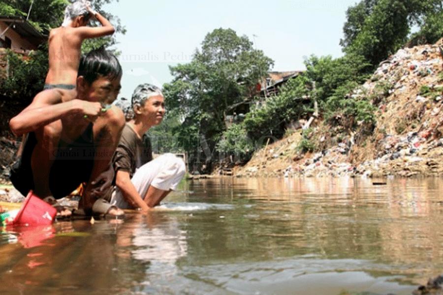 Pemerintah Gagal Kelola Sungai