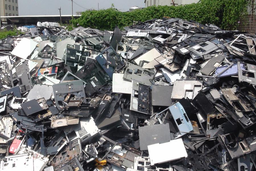 Sampah Elektronik Ancam Kelestarian Bumi