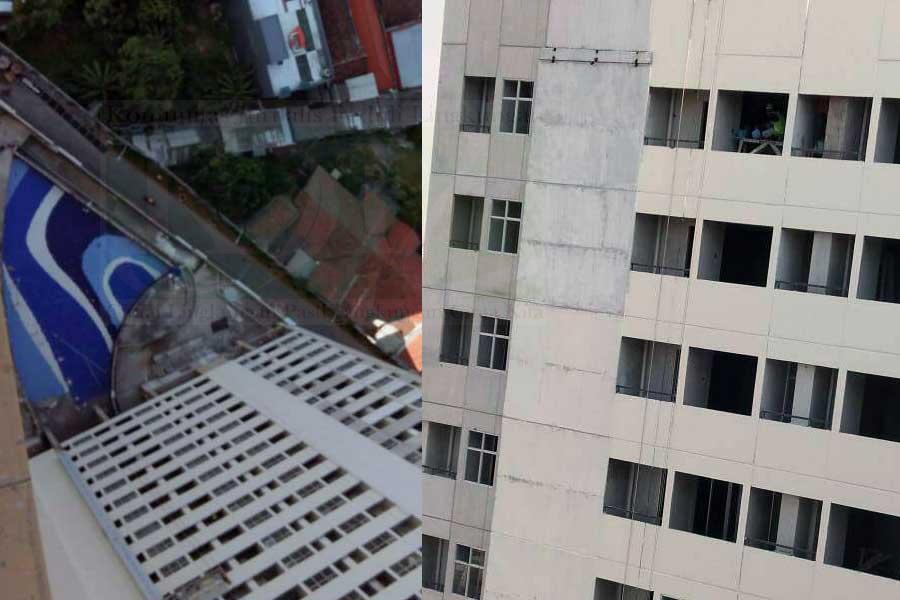 KJPL Desak Proyek Apartemen Gunawangsa Dihentikan